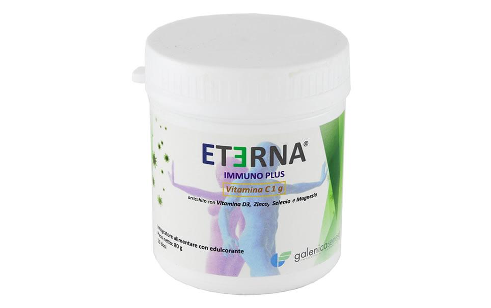 Eterna Immuno Plus 80gr in polvere